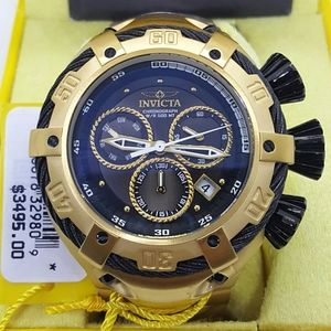 $3,500 Invicta Bolt Chronograph Men's Watch